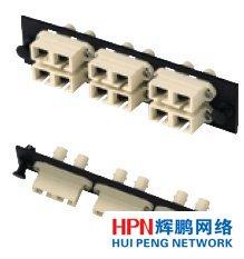AMP光纤适配器板_面板适配器