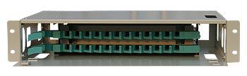 24口光纤配线架(24芯ODF)_光端盒单元箱