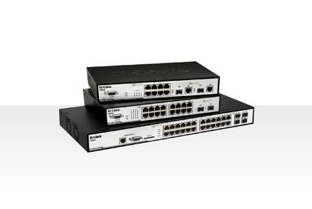 友讯D-Link DGS-3200-24 二层千兆安全交换机