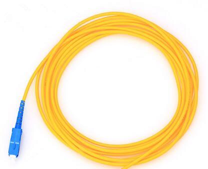 SC单模尾纤_单模光纤跳线