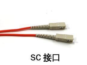 SC多模尾纤_光纤尾纤