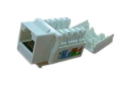 超五类屏蔽信息模块_超五类网线模块